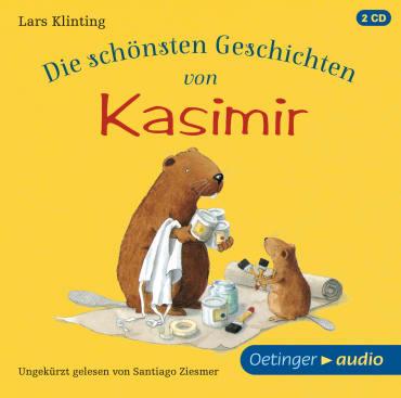 Die schönsten Geschichten von Kasimir, 9783837308891