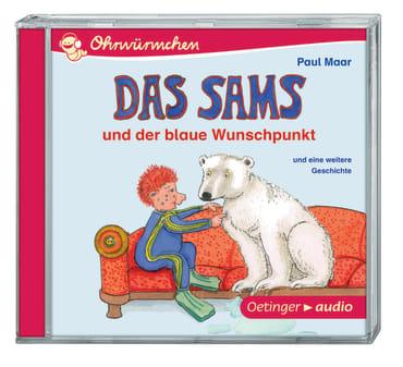 Das Sams und der blaue Wunschpunkt, 9783837308914