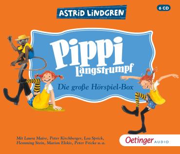 Pippi Langstrumpf, 9783837309331