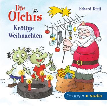 Die Olchis Krötige Weihnachten, 9783837309546