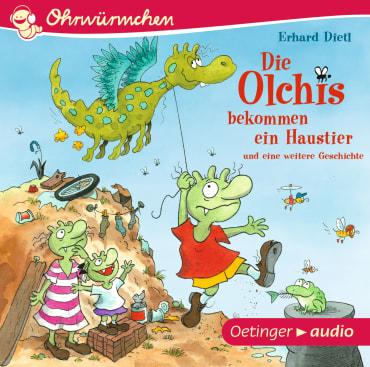 Die Olchis bekommen ein Haustier, 9783837309867