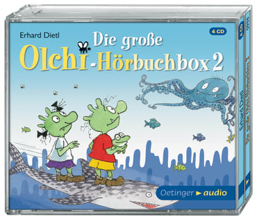 Die große Olchi-Hörbuchbox 2, 9783837309942