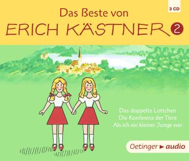 Das Beste von Erich Kästner 2, 9783837309935