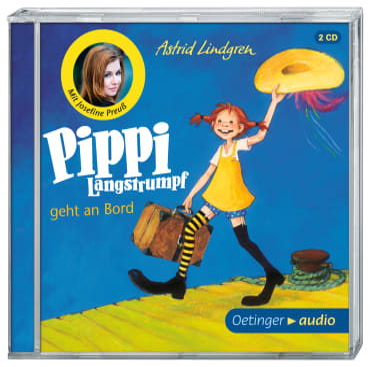 Pippi Langstrumpf geht an Bord, 9783837309898