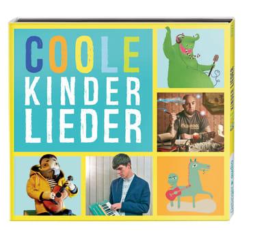Coole Kinderlieder, 4260173788327