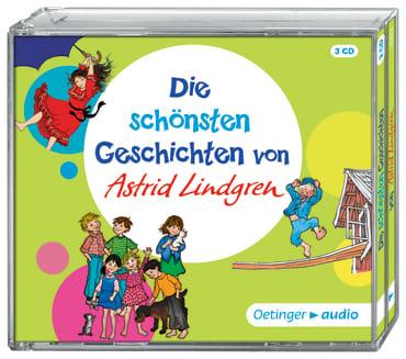 Die schönsten Geschichten von Astrid Lindgren, 9783837310030