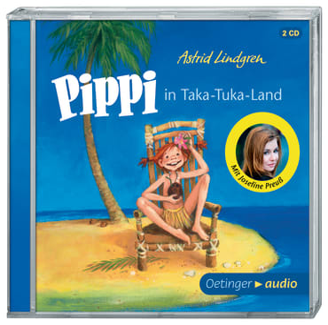 Pippi in Taka-Tuka-Land, 9783837310047