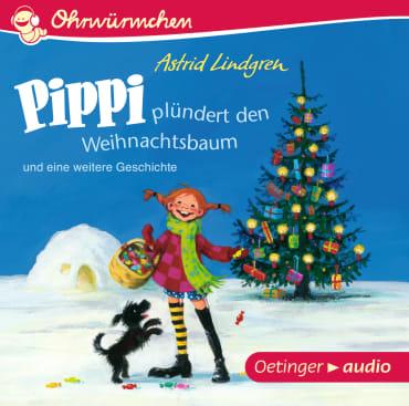 Pippi plündert den Weihnachtsbaum, 9783837310177