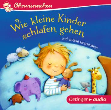 Wie kleine Kinder schlafen gehen, 9783837310191