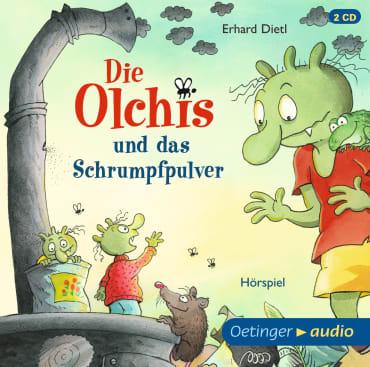 Die Olchis und das Schrumpfpulver, 9783837310214