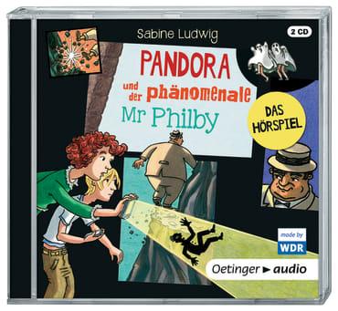 Pandora und der phänomenale Mr Philby, 9783837310306
