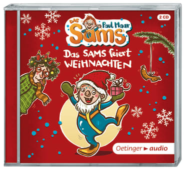 Das Sams feiert Weihnachten, 9783837310061