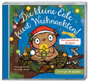 Die kleine Eule feiert Weihnachten!, 9783837310085