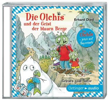 Die Olchis und der Geist der blauen Berge, 9783837310917