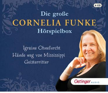 Die große Cornelia Funke-Hörspielbox, 9783837310795