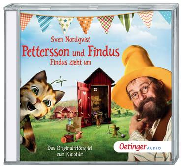 Pettersson und Findus 3 Findus zieht um, 9783837310849