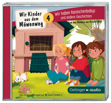 Wir Kinder aus dem Möwenweg 4, 9783837310832