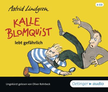 Kalle Blomquist, 9783837310818