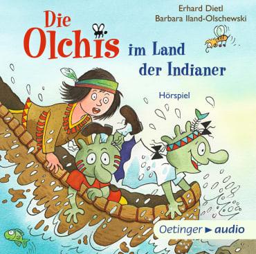 Die Olchis im Land der Indianer, 9783837310788