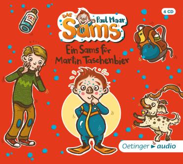 Ein Sams für Martin Taschenbier, 9783837311075