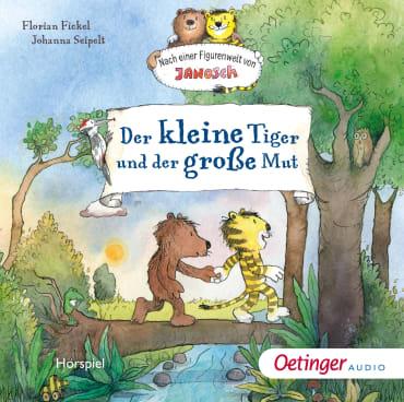 Der kleine Tiger und der große Mut, 9783837310955