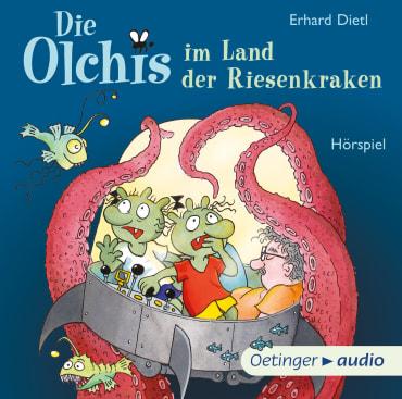 Die Olchis im Land der Riesenkraken, 9783837310979