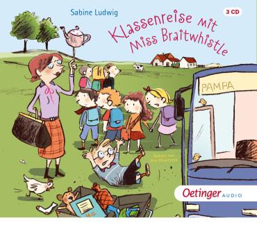 Klassenreise mit Miss Braitwhistle, 9783837310993