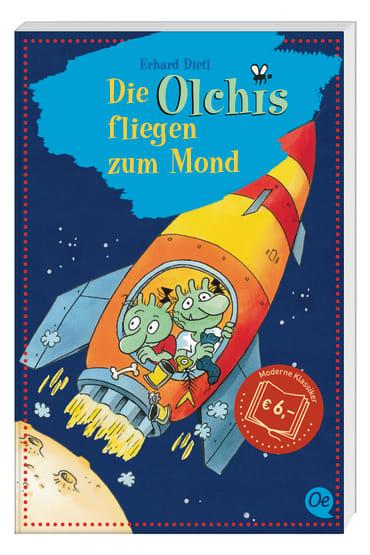 Die Olchis fliegen zum Mond, 9783841506078