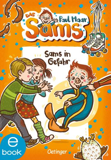 Sams in Gefahr, 9783960520931