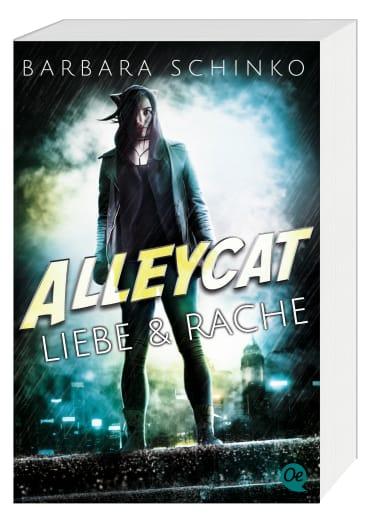 Alleycat, 9783841505989