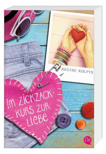 Im Zickzackkurs zur Liebe, 9783841505996