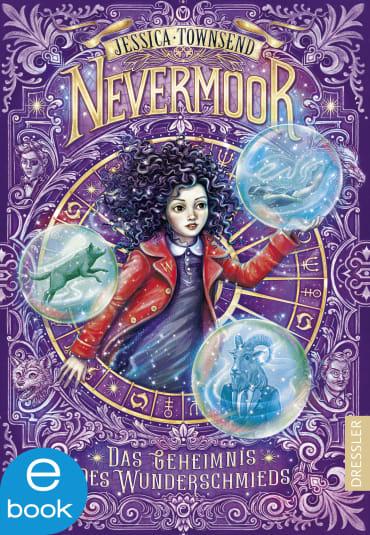 Nevermoor, 9783862721016