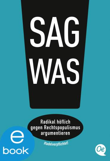 Sag was!, 9783864180811