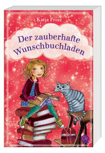 Der zauberhafte Wunschbuchladen, 9783841505675