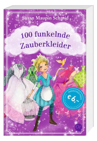 100 funkelnde Zauberkleider, 9783841505699