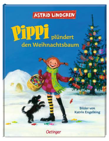 Pippi plündert den Weihnachtsbaum, 9783789112096