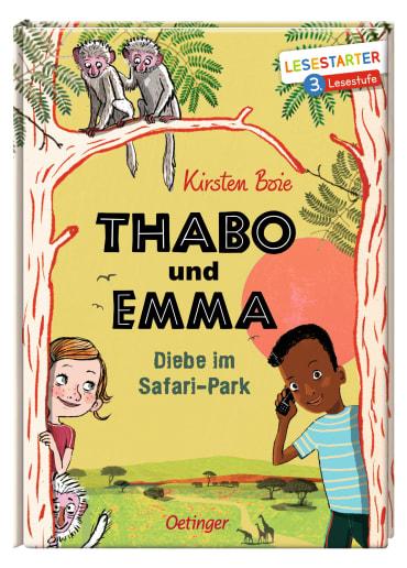 Thabo und Emma, 9783789110672