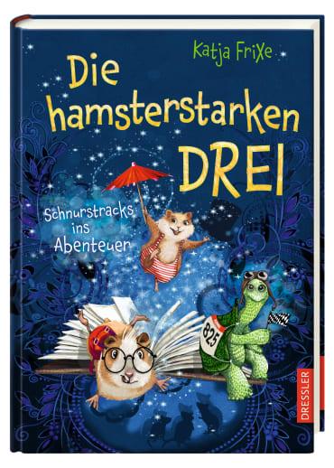 Die hamsterstarken Drei, 9783791501383