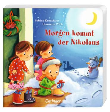 Morgen kommt der Nikolaus, 9783789113567