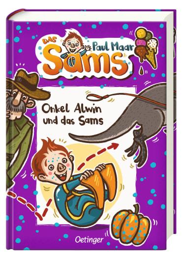 Onkel Alwin und das Sams, 9783789108303