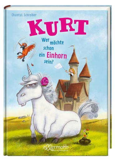 Kurt - wer möchte schon Einhorn sein?, 9783770700837