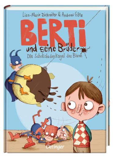 Berti und seine Brüder 1, 9783789109775