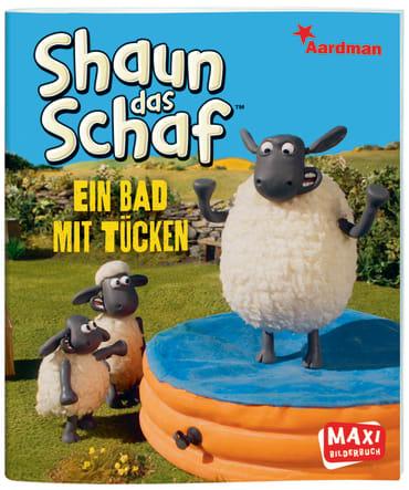 MAXI Shaun das Schaf, 9783770701773