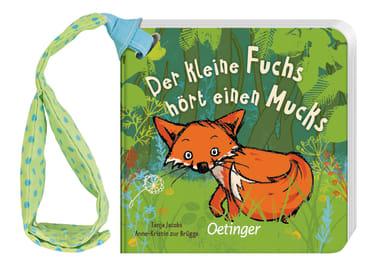 Der kleine Fuchs hört einen Mucks, 9783789112997