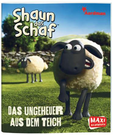 MAXI Shaun das Schaf, 9783770701810