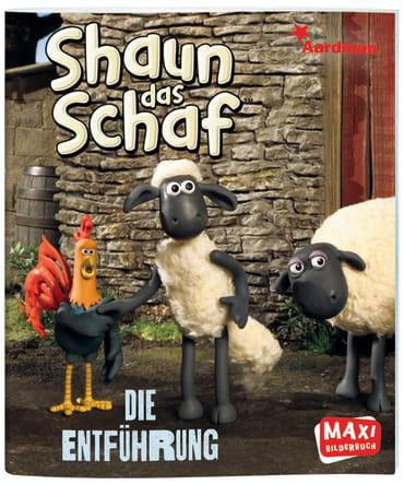 MAXI Shaun das Schaf, 9783770701827