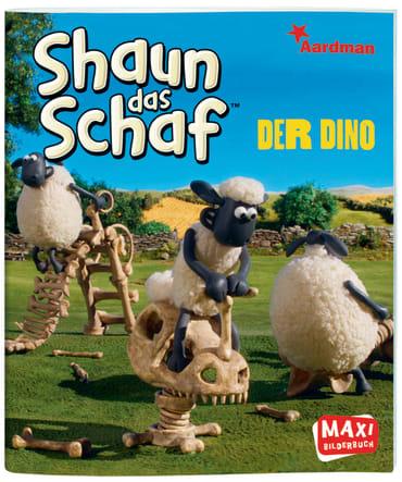 MAXI Shaun das Schaf, 9783770701834
