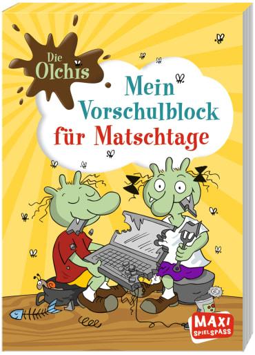 MAXI Die Olchis, 9783770701865