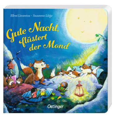 Gute Nacht, flüstert der Mond, 9783789103919