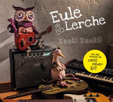Eule und Lerche. Zacki Zacki!, 4260173788624